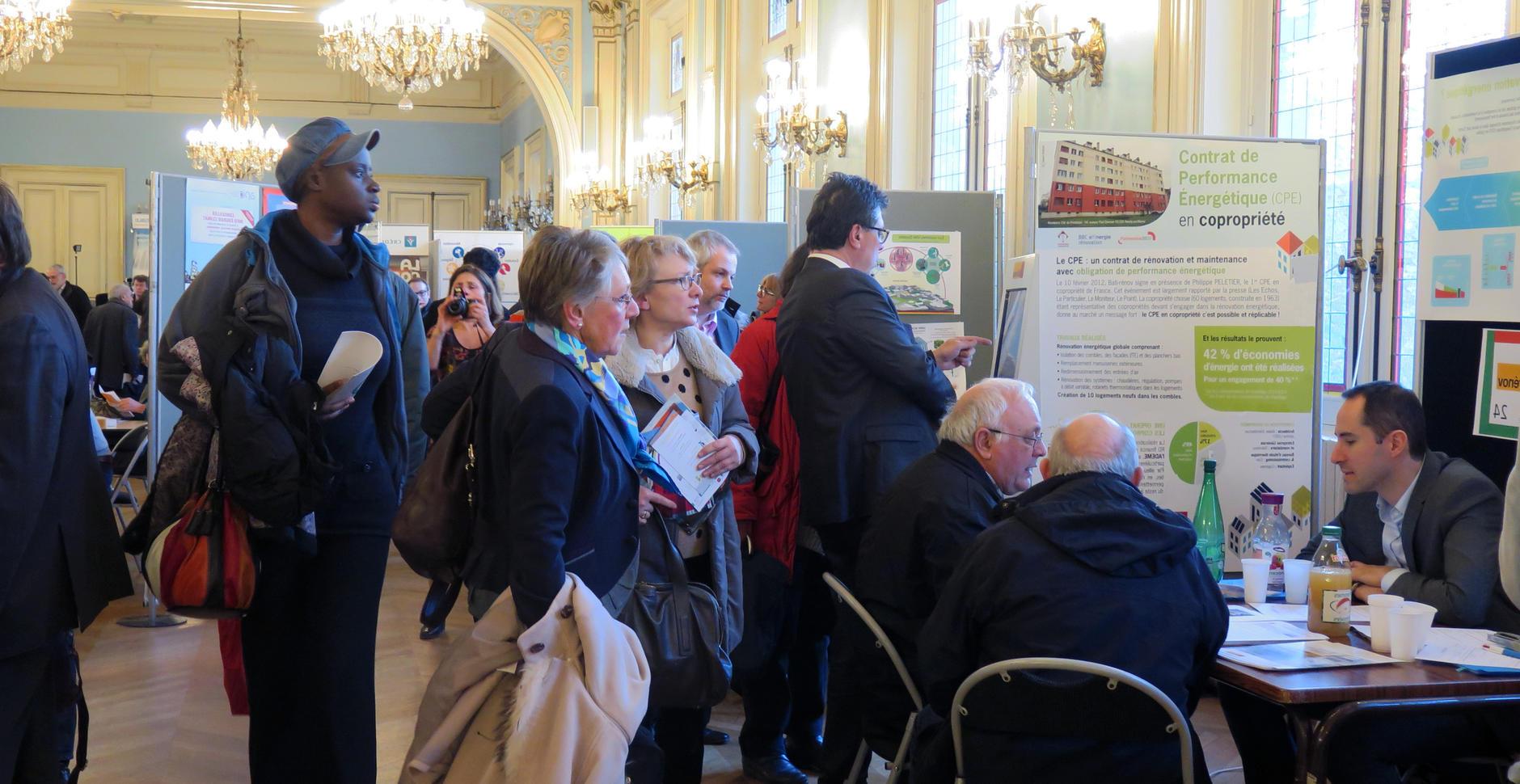 Forum de 2016 : un vif succès avec près de 300 visiteurs