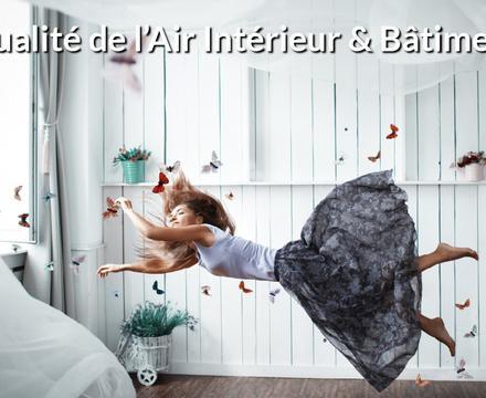 Pollution air intérieur qualité bâtiments