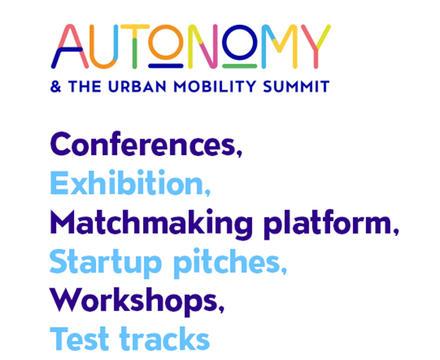 Salon Autonomy, les professionnels de la mobilité