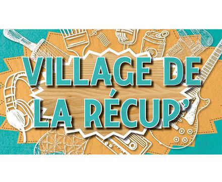 Village de la Récup'