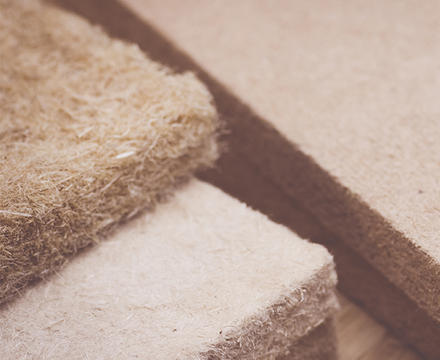 Solutions Pros : exemples de matériaux biosourcés