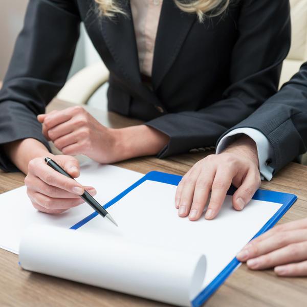 Signature de la d'engagement pour les syndics professionnels