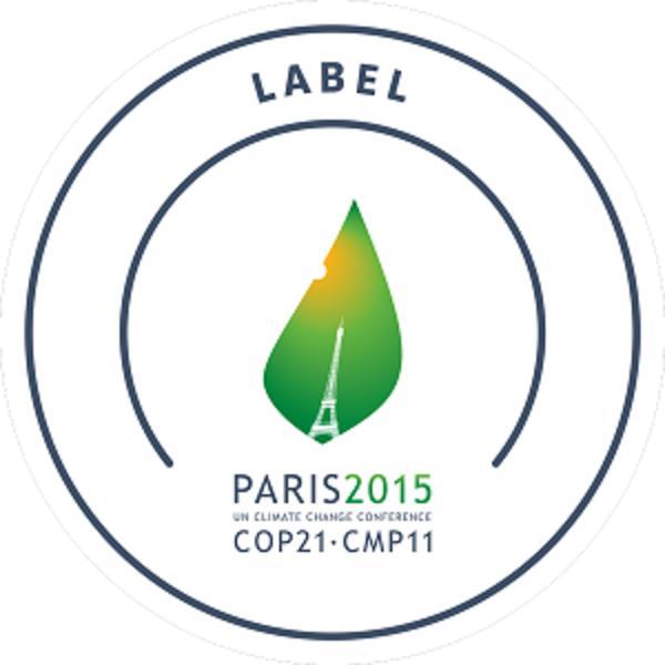 logo label COP21
