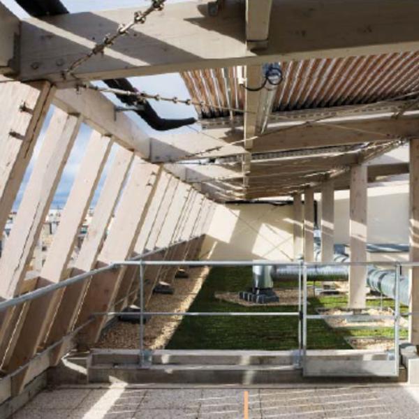 Rénovation, surélévation et énergie renouvelable