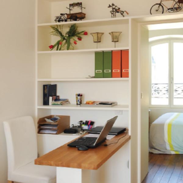 Un appartement rénové et confortable