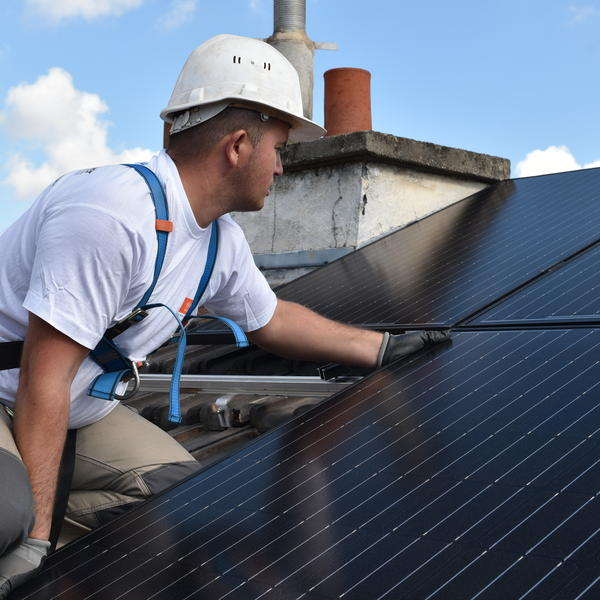 L'autoconsommation d'électricité solaire à Paris