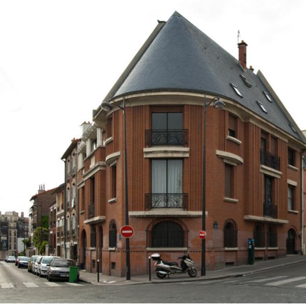L'ancien hôtel particulier de Joséphine Baker rénové au niveau Bâtiment Basse Consommation
