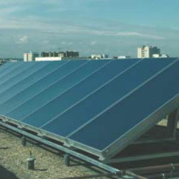 Le solaire thermique à Paris, ça fonctionne !