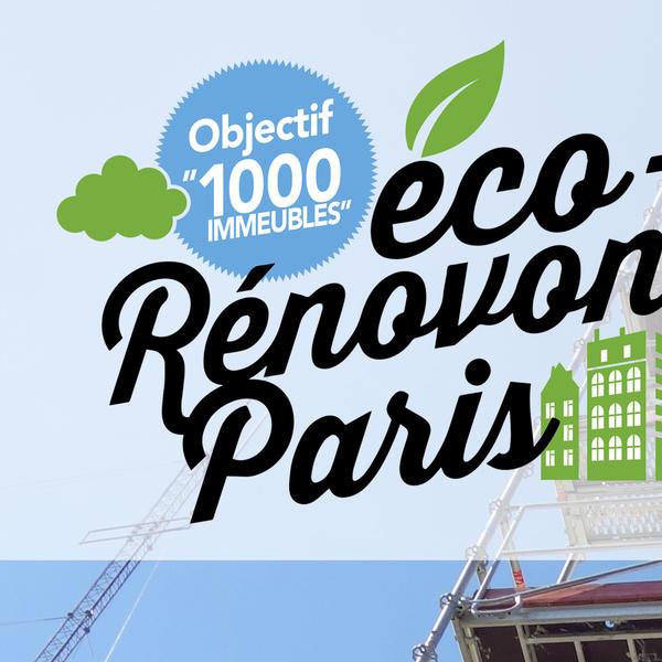 De nouvelles aides financières incitatives pour éco-rénover à Paris