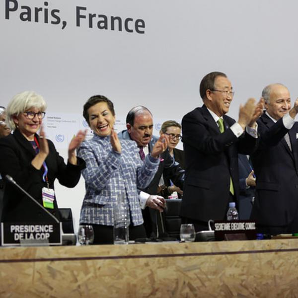 L'accord de Paris suite à la COP21
