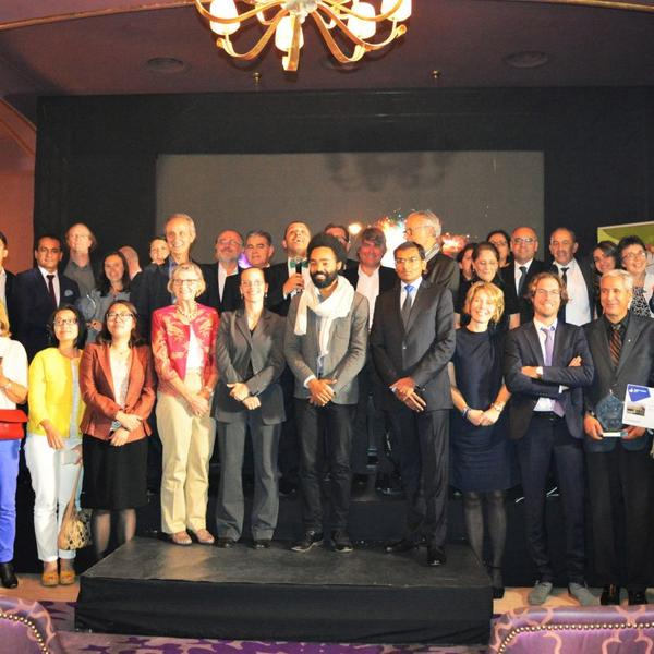 Lauréats des Green Building and City Awards 2016