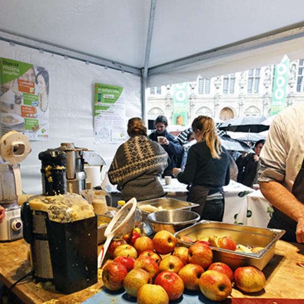 Reduire ses déchetset les valoriser à Paris