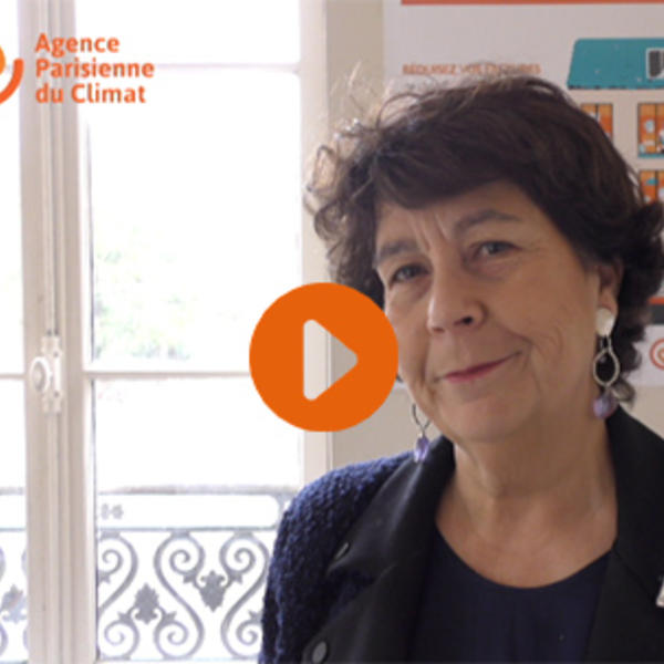 """Interview Annge Girault à propos du Colloque """"Infrastructures et changement climatique"""""""