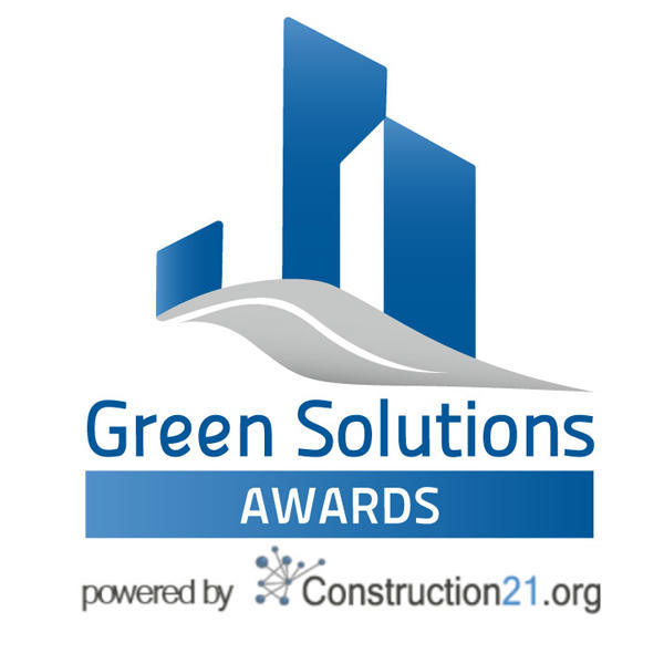 Green Solutions Awards - Construction21