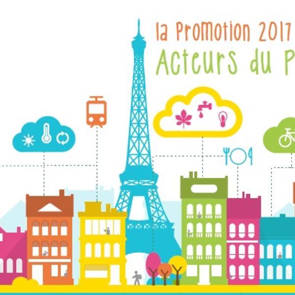 Acteurs du Paris Durable