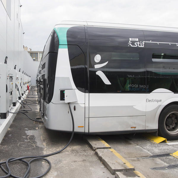 La RATP ambitionne de changer l'intégralité de sa flotte de bus pour des bus écologiques