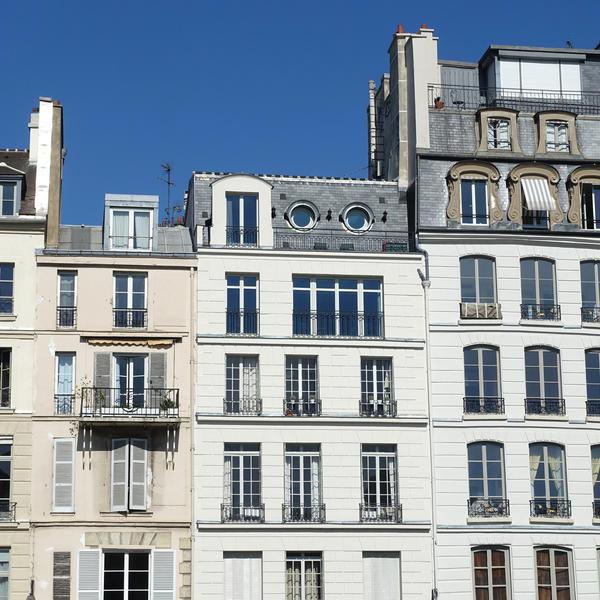Copropriétés parisiennes