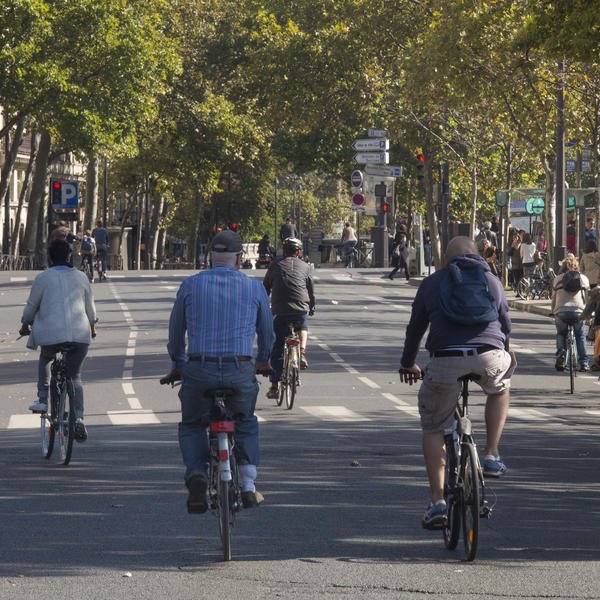 Journée sans voiture à Paris édition 2016