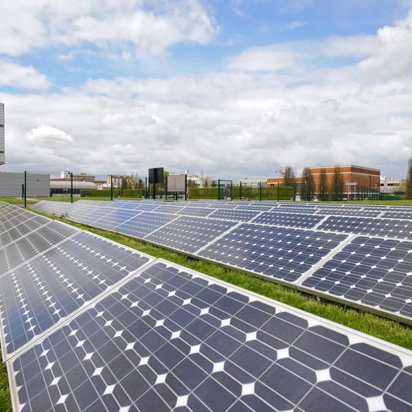 Photovoltaïque au laboratoire d'Ivry