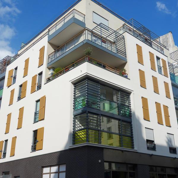 Rénovation batiment neuf à Paris