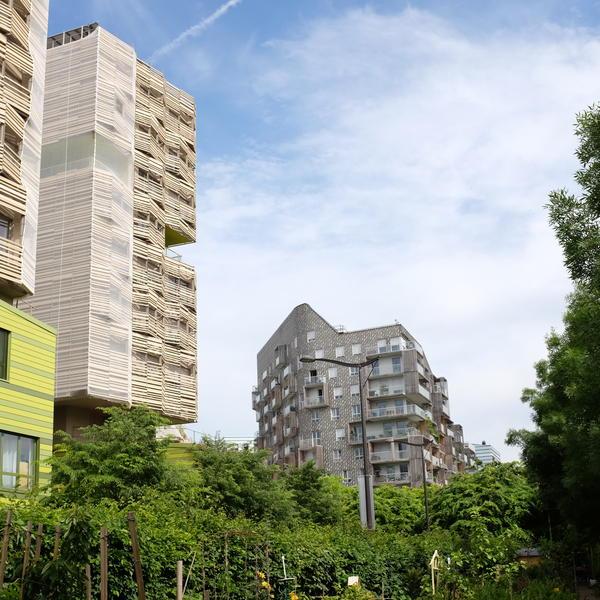 Des nouveaux aménagements durables à Paris