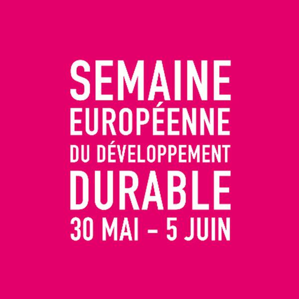 Semaine développement durable 2018