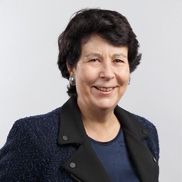 Anne Girault, directrice générale de l'Agence Parisienne du Climat