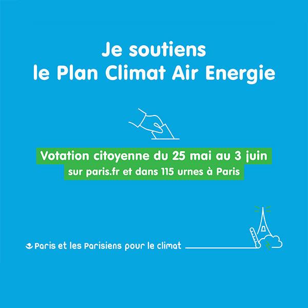 Votation Plan Climat Paris
