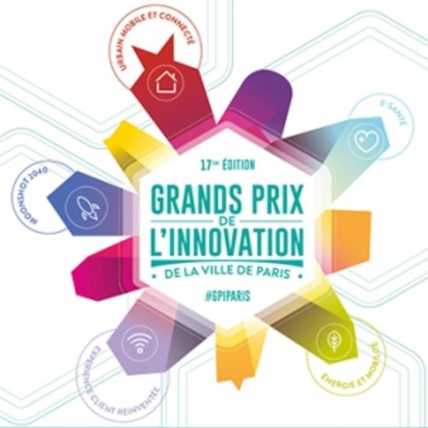 Grand prix de l'innovation 2018