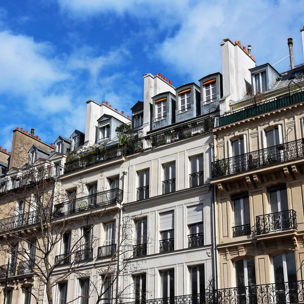 Copropriétés parisiennes Jonathan Stutz