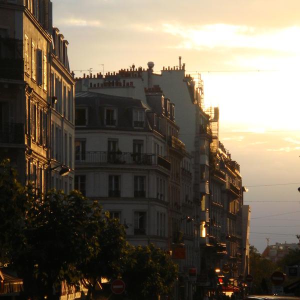 Ilot de chaleur urbain Paris