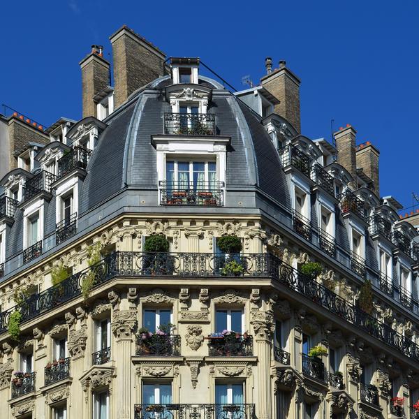 Haussmanien Paris Bureaux