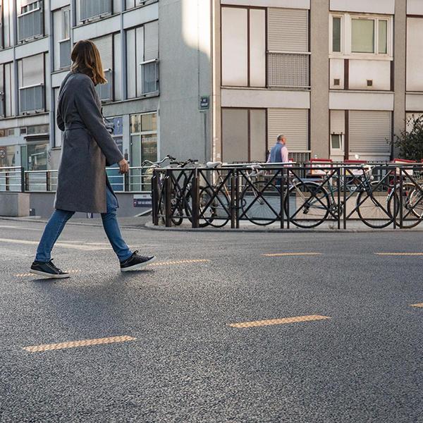 Adapter Paris au changement climatique avec un bitume innovant