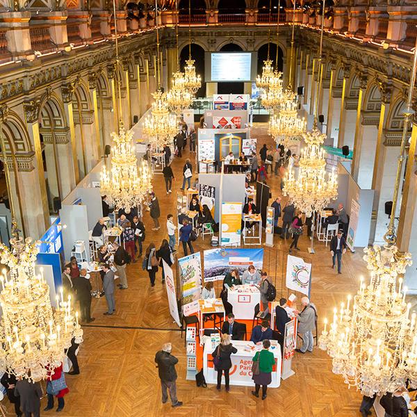 Forum de l'éco-rénovation 2019 - Photo de la Salle des Fêtes