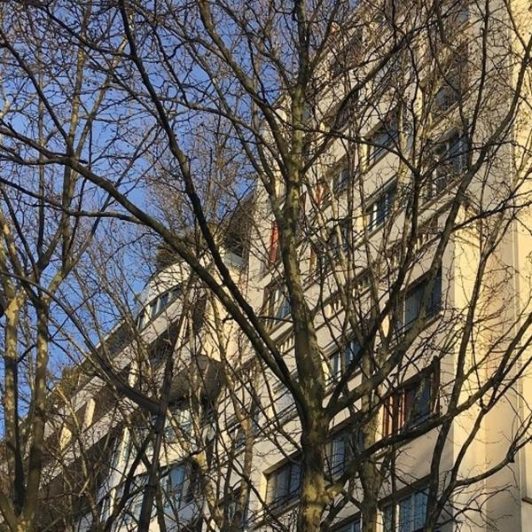 photo d'un logement rénové dans le 14e