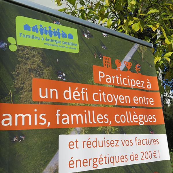 Défi Familles à Énergie Positive