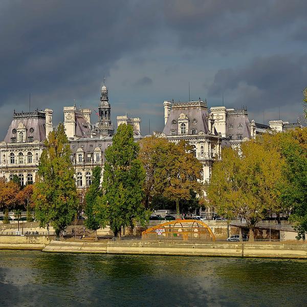 Bulletin climatique Paris printemps 2020