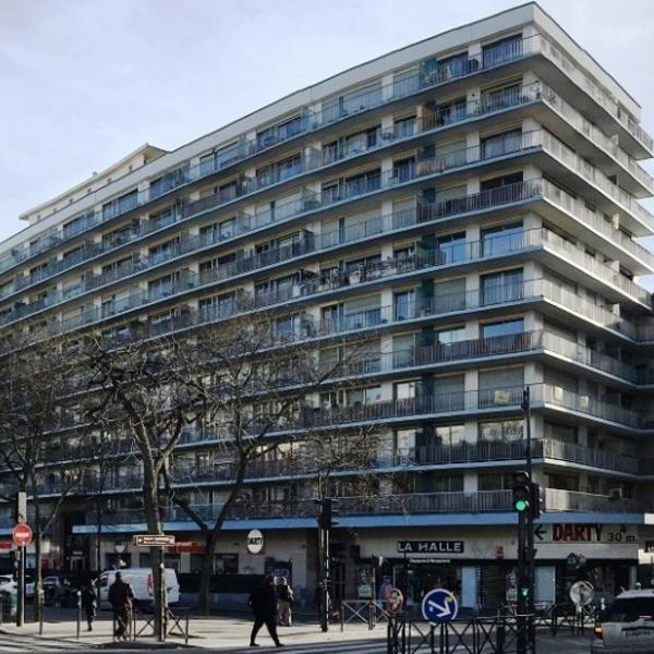 Résidence des Trois Couronnes, Paris 11e