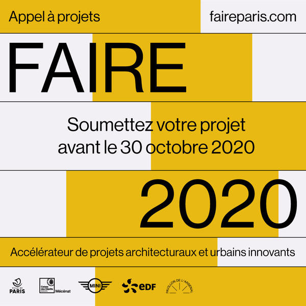 Appel à projet 2020