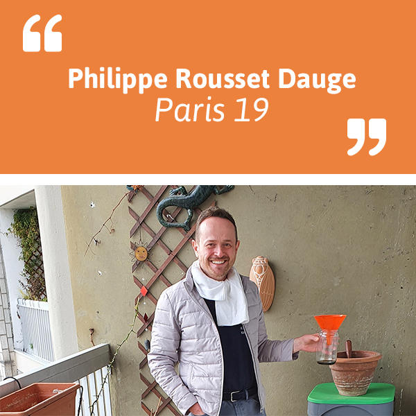 Défi Déclics, portrait #2 : découvrez le quotidien de Philippe !