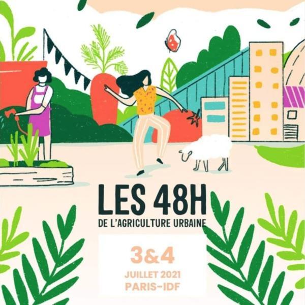 48H agriculture urbaine