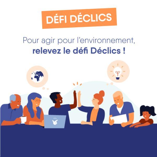 © Défi Déclics