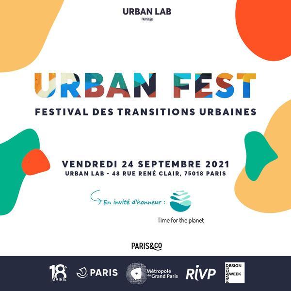 Visuel Urban Fest
