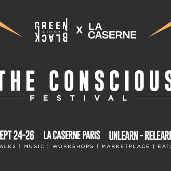 Visuel The Conscious Festival