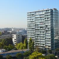 Métamorphose d'une tour d'immeubles pour une performance énergétique exemplaire