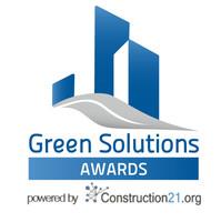 Green Solutions Awards - Construction21