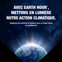 Earth Hour- WWF