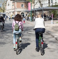 Crédit photo : Rives de Seine, Jean-Baptiste Gurliat - Ville de Paris