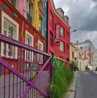 Rue du Retrait - Crédit photo : APC /JJ