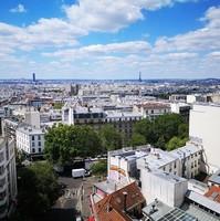 Vue de Paris © Agence Parisienne du Climat